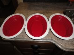 Unfolded Bowls