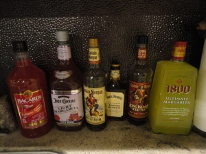 Lots of Liquor