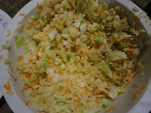 Old-Fashioned Cole Slaw