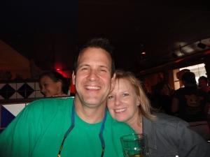 Greg and Cori