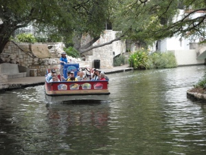 Highly recommend the boat tour of the river walk