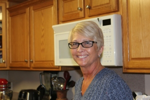 My step-mom Carol