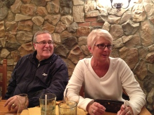 Dad and Carol