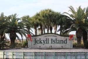 Entrance to Jekyll Island