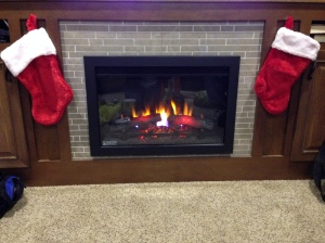 Some Christmas stockings for our fire place!!