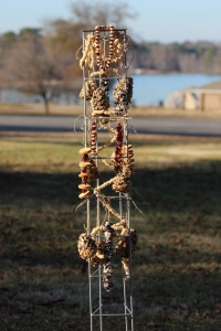 "Decorated ""tree"""