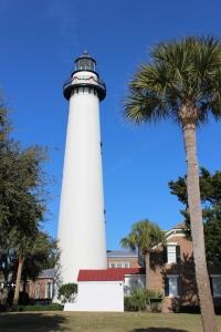 Saint Simon's Lighthouse