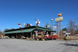 Harry's Grill and Piggy's Ice Hendersonville, NC