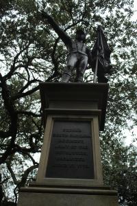 Revolutionary War Statue