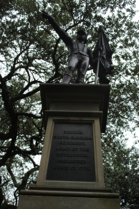 Revolutionary War Statue