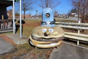 The hamburgerlar
