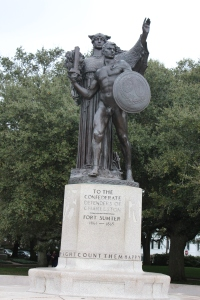 Civil War Statue