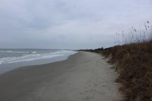 Great beach at Sullivan's Island
