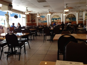 The Original Mama Maria's Greek Restaurant