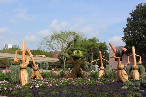 Loved the Topiaries
