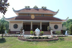 Buddhist Sanctuary