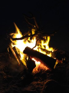 Really nice fire