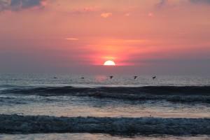Sunrise on Anastasia Island