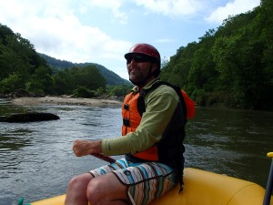 Jason our river guide