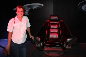 Klingon ship chair