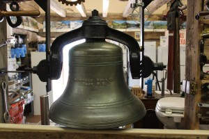 This bell was made in Troy NY which I have been to many times