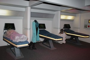 Sick bay from the NExt generation