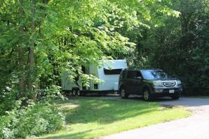 Brian's camper