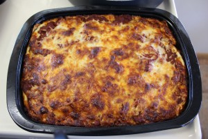 Linda's Lovely Lasagna