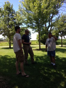 Nick, Sean, and Lee