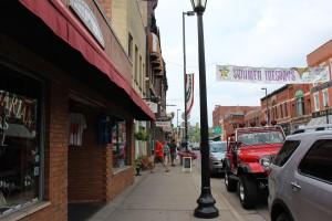 Fun main street
