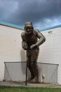Bronko Nagurski Statue
