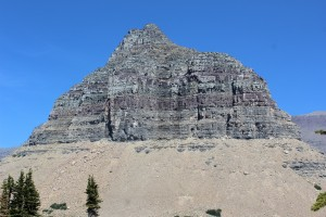 Around the Logan's Pass center