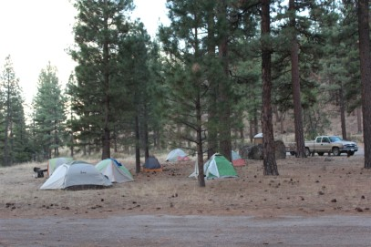 The Americorp Tents