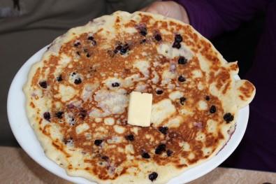 Huckleberry Pancake