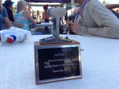 Their award!!
