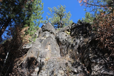 More rockcroppings