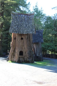 Really cute tree houses