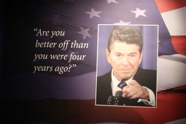Arguably the slogan than won his first presidential election