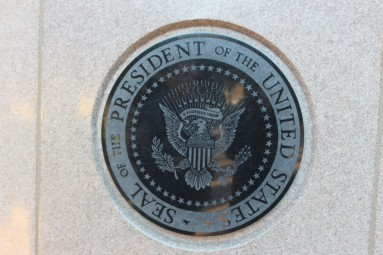The Seal on his grave