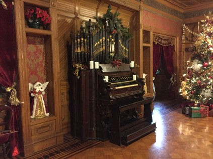 This organ was beautiful