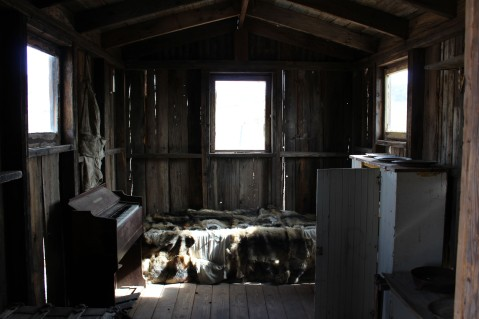 One of several cabins