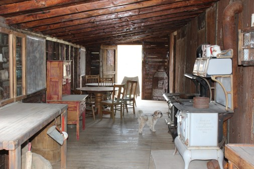 The bunk house