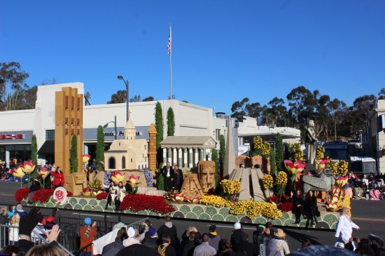 Armenian Float