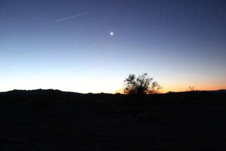 Sunrise in Standard Wash