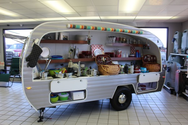 Nice RV store