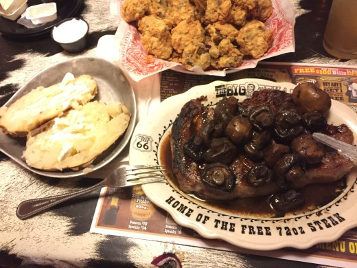 But Lee's was to die for
