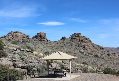 Spring Valley picnic area
