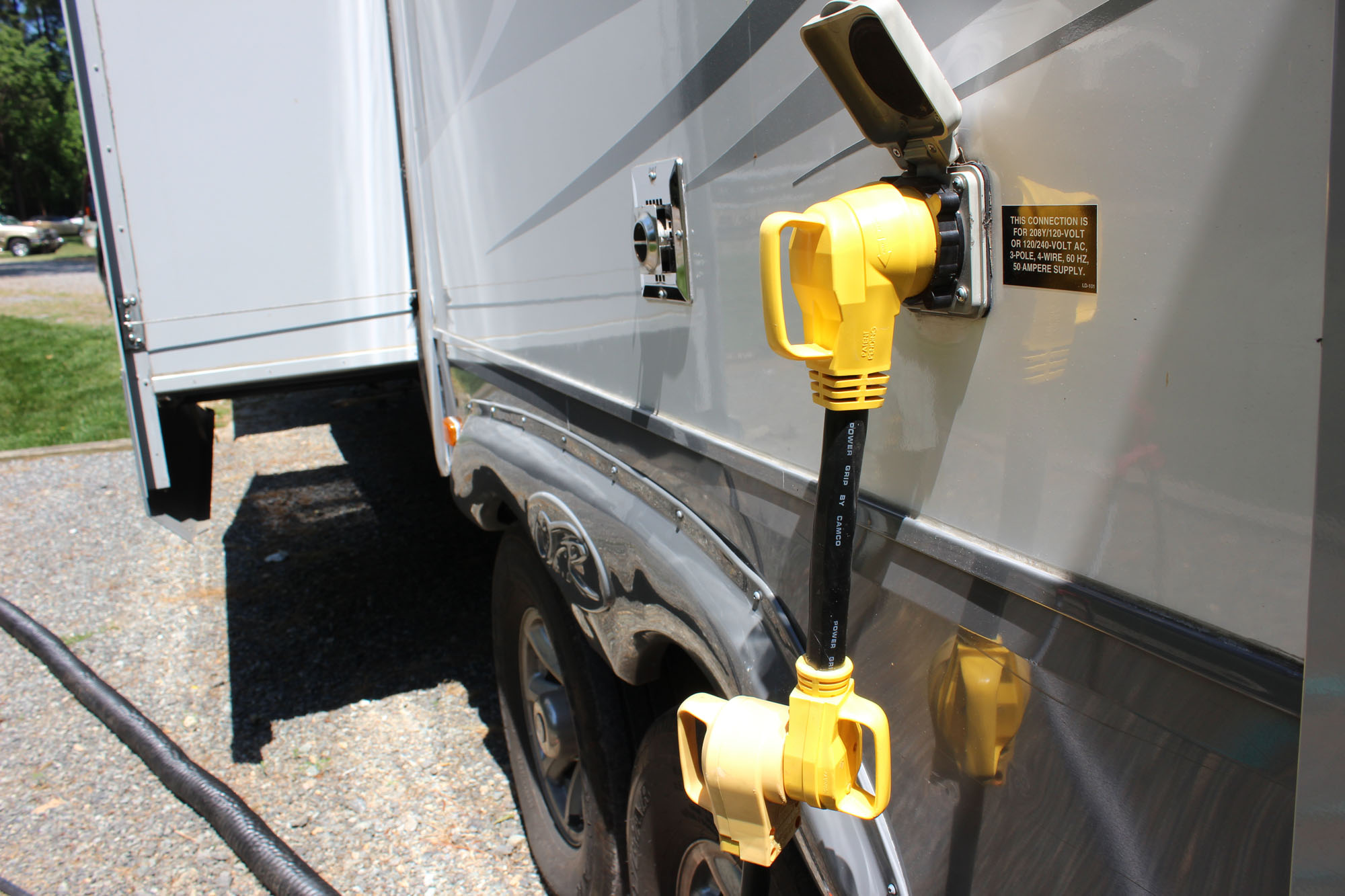 Diy Rv Mods Outside Camper Chronicles