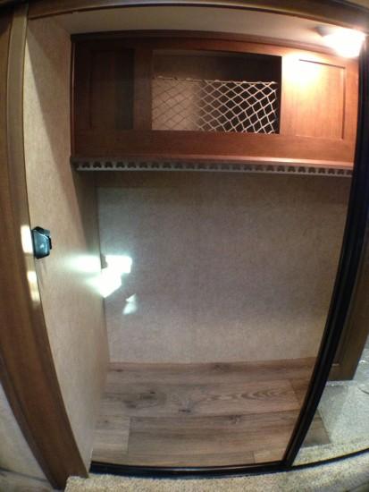 Original Hall Closet
