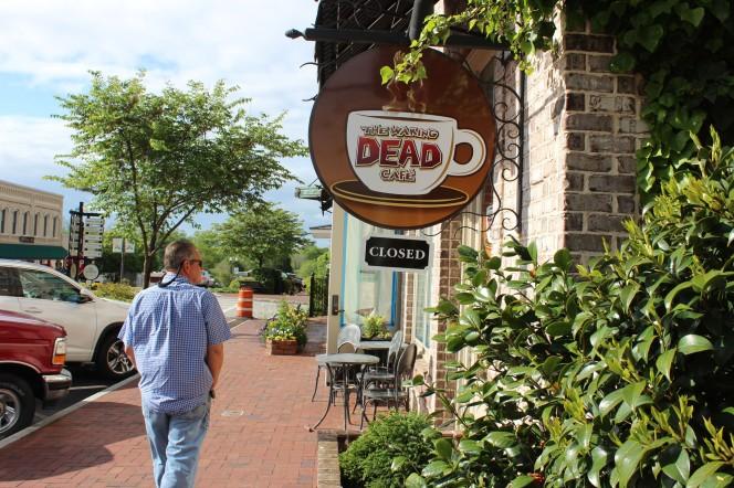 The Walking Dead Cafe